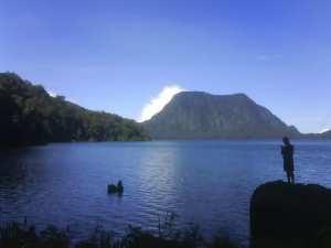 Danau tertinggi se asia tenggara
